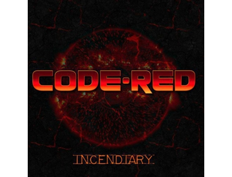 CD Code Red  - Incendiary