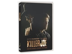 DVD Killer Joe — De: William Friedkin | Com: Matthew McConaughey,Emile Hirsch,Juno Temple,Thomas Haden Church,Gina Gershon