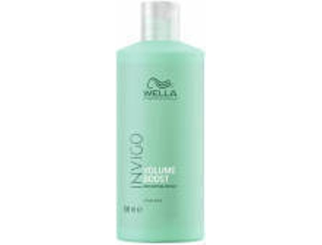 Máscara para o Cabelo WELLA INVIGO Volume Boost Crystal Mask (500 ml)