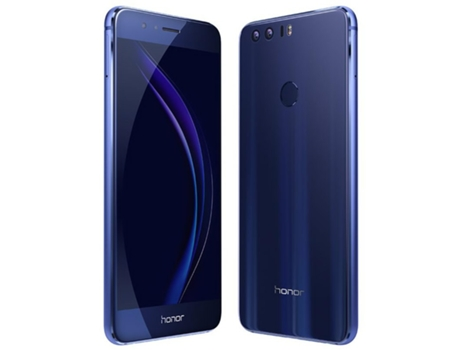 Smartphone HONOR 8 Blue — Android 6 / 5.2'' / Quad Core 2.3GHz