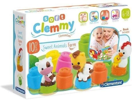 Cubos CLEMENTONI Clementoni Clemmy