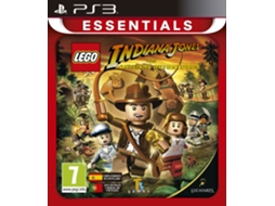 Jogo PS3 Essentials - Lego Indiana Jones - The Original Adventures — Ação/Aventura / Idade Mínima Recomendada: 7