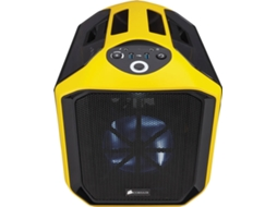 Caixa PC CORSAIR Graphite 380T Amarelo — Mini-ITX