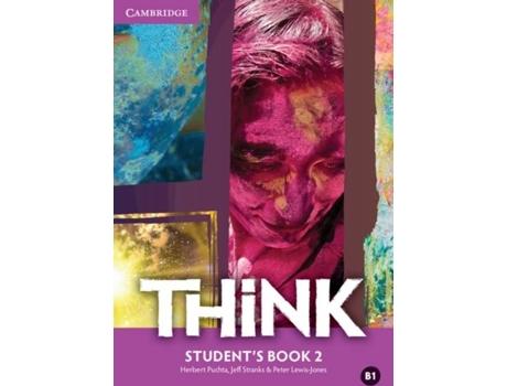 CAMBRIDGE - Cambridge Manual Think 2 English 8 (Inglês)