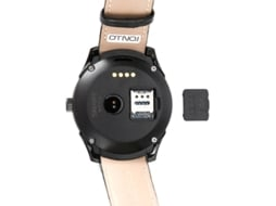 Smartwatch NO.1 D7 Cinza — Bluetooth e Wi-fi | 550 mAh | Android e iOS