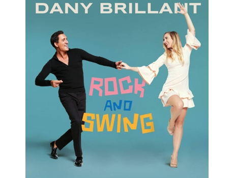 CD Dany Brillant - Rock And Rollin' With Fats Domino (1CDs)