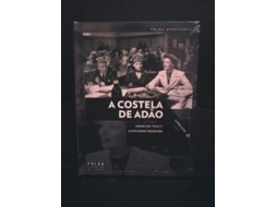 DVD A Costela de Adão — De: George Cukor | Com: Spencer Tracy, Katharine Hepburn, Judy Holliday