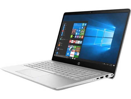 Portátil 14'' HP 14-BF104NP — Intel Core? i7-8550U | 16 GB | 512 GB SSD | NVIDIA GeForce 940MX