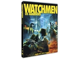 DVD Watchmen - Os Guardiões — De: Zack Snyder | Com: Malin Akerman, Billy Crudup, Matthew Goode