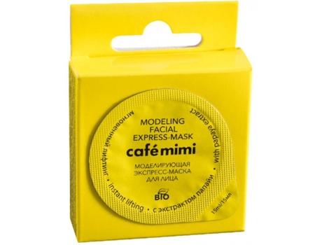 Máscara de Rosto CAFÉ MIMI Instant Lifting Amarelo (15 ml)