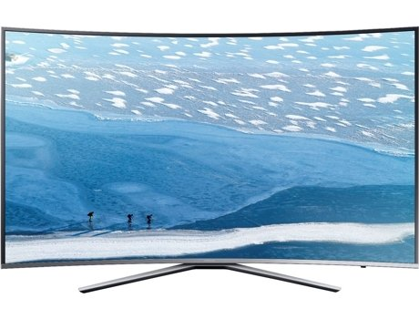 TV LED CURVO UHD Smart TV 43'' SAMSUNG UE43KU6500U