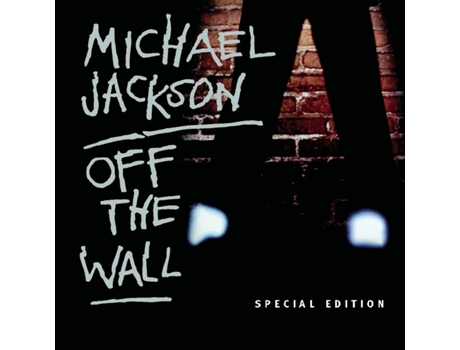 CD Michael Jackson -Off The Wal — Pop-Rock