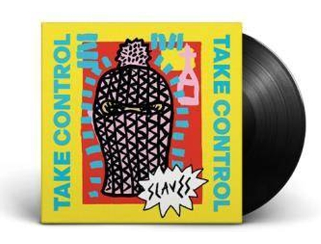 Vinil LP Slaves - Take Control — Pop-Rock