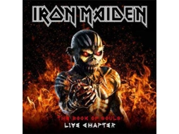CD Iron Maiden - The Book of Souls: Live Chapter — Metal/Hard