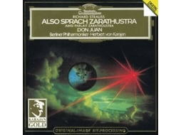 CD Berlin Orchestra - Also sprach Zarathustra & Don Juan — Clássica