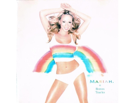 CD Mariah Carey - Rainbow + Bonus Track