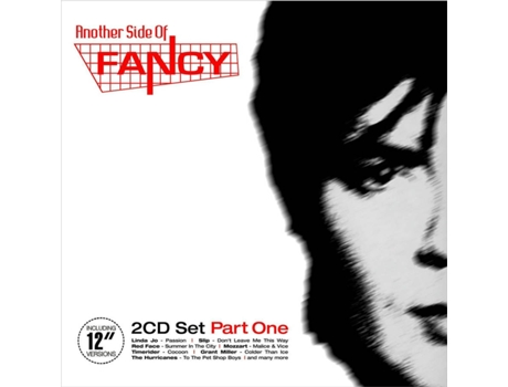 CD Fancy - Another Side Of Fancy - Part. 1