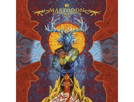 Vinil Mastodon - Blood Mountain — Metal / Hard