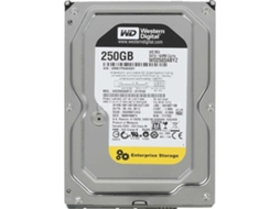 Disco Interno 3.5'' WESTERN DIGITAL 250GB RE4 WD2503ABYZ — 3.5'' | 250 GB | SATA3 6 Gb/s