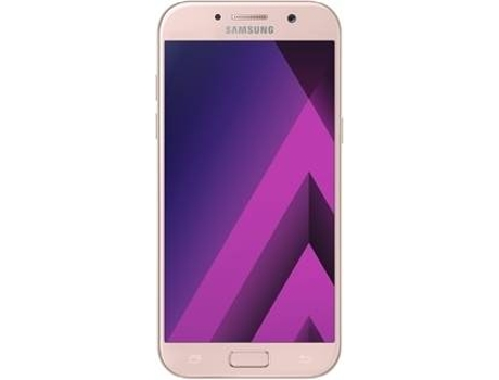 Smartphone SAMSUNG Galaxy A5 2017 32GB Rosa — Android 6.0 / 5.2'' / Octa core A53 1.9 GHz / 3 GB RAM