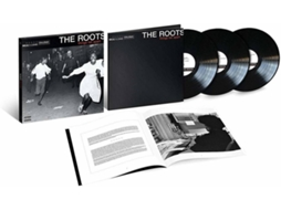 Vinil The Roots - Things Fall Apart