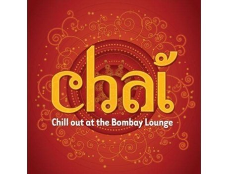 CD Chai - Chill Out At Bombay Lounge — Alternativa/Indie/Folk