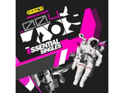 CD Vários-Kaos Essential Singles Vol.4 — House / Electrónica