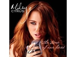 CD Miley Cyrus - The Time Of Our Lives — Pop-Rock