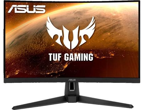 Monitor Curvo Gaming ASUS TUF VG27VH1B (27   - 1 ms - 165 Hz)