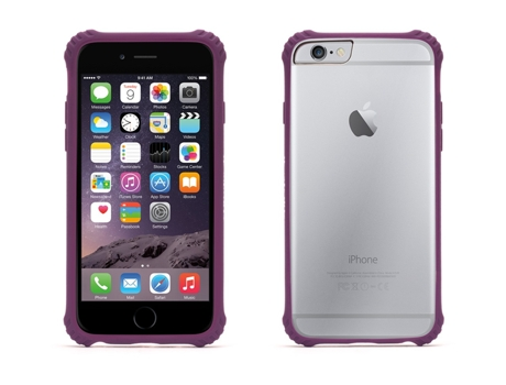 Capa GRIFFIN Survivor Core Apple iPhone 6, 6s Roxo — Compatibilidade: iPhone 6, 6s, 7 ,8