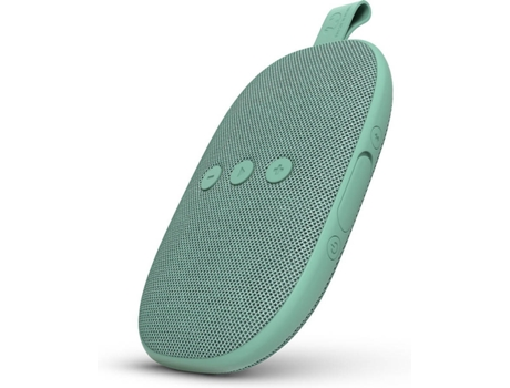 Coluna Bluetooth FRESH & REBEL Bold X (2x8W - Misty Mint)