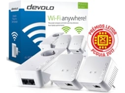 Kit Powerline DEVOLO dLAN 550 WiFi