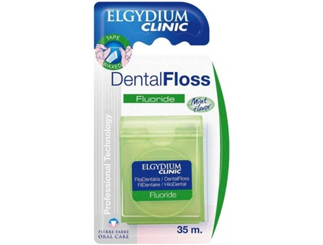 Fio Dental ELGYDIUM Flúor