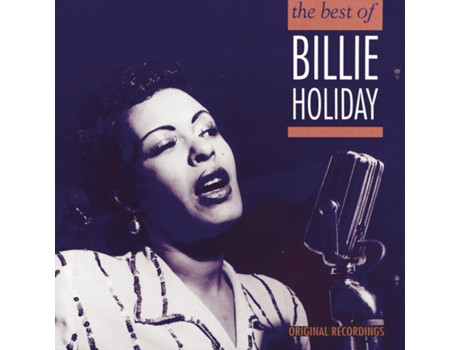 CD Billie Holiday - The Best of Billie Holiday — Pop-Rock