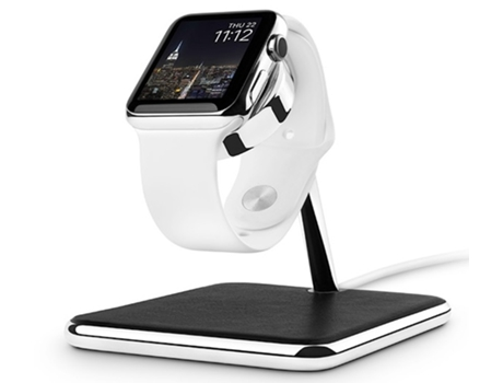 Suporte TWELVE SOUTH  Forté Apple Watch Black — Suporte | Apple Watch não incluído