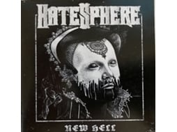 CD HateSphere - New Hell