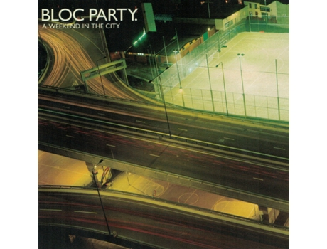 CD Bloc Party. - A Weekend In The City