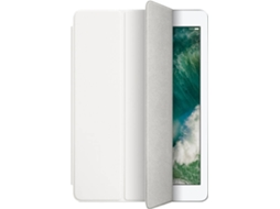 Capa APPLE iPad Smart Cover Branco — iPad Air 2 | iPad