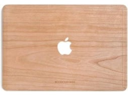 Capa Mac Air 13'' WOODCESSORIES Ecoskin Cherry — Compatibilidade: Mac Air 13''