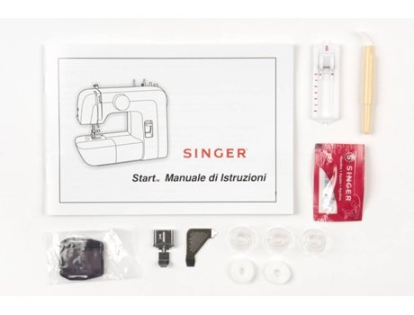 Máquina Singer | Start 1306 YouTube | Costura