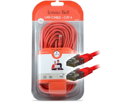 Cabo Rede LORENZ BELL LB605