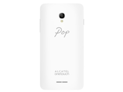 Smartphone ALCATEL Pop Star (5'' - 1 GB - 8 GB - Branco) — Android 5.0 | 5'' | 3G | Quad-core 1.3 GHz