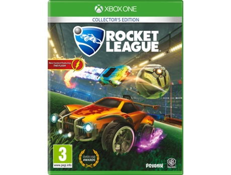 Jogo Xbox One Rocket League (Collector's Edition) — Desporto | Idade mínima recomendada: 3