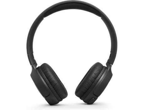 Auscultadores Bluetooth JBL Tune 500 (On Ear - Microfone - Preto)