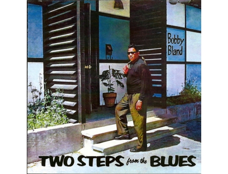 CD Bobby Bland - Two Steps From The Blues
