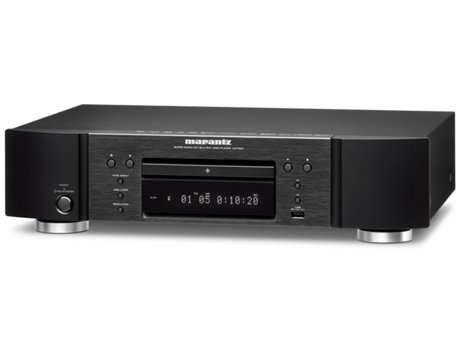 Leitor Blu-Ray MARANTZ UD-7007 black — 3D / Full HD / USB / HDMI