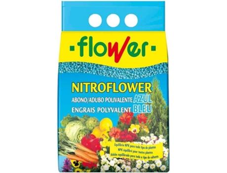 FLOWER - Adubo FLOWER Nitroflower (2,5kg)
