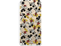 Capa iPhone 7, 8 LA CASA DE LAS CARCASAS DISNEY Mickey Multicor