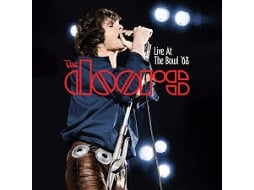 Vinil The Doors - The Live at The Bowl '68 — Pop-Rock