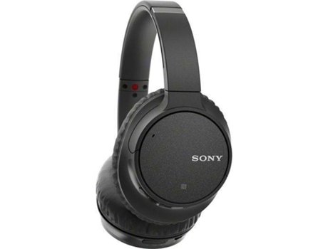 Auscultadores Bluetooth SONY WH-CH700N (On Ear - Microfone - Noise Canceling - Preto)